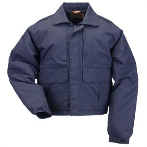 5.11 Tactical Double Duty Jacket in Black, 48096