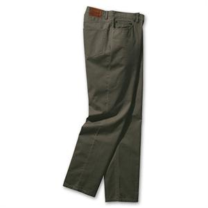 Filson ANTIQUE TIN CLOTH 5-POCKET PANTS - Otter Green - Field Pants