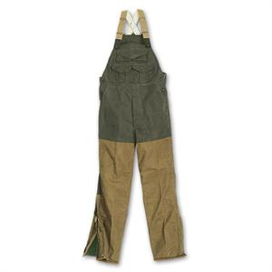 Filson DOUBLE HUNTING BIBS WITH LEG ZIPPERS - Hunting Pants