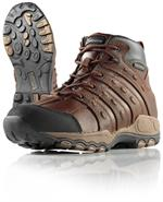 The Wellco Mens Shotgun PT 6 Inch Waterproof Hiking Work Boots
