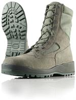 Wellco Hot Weather Steel Toe Boots # S161 - Army Boots