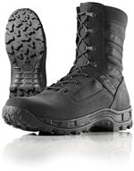Wellco Mens 8 Inch Black Gen II Hot Weather Jungle Boots - Combat Boots