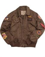 Alpha jackets-CWU pilot jacket-aviator jackets