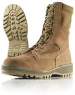 Wellco Mens Boots Temperate Weather Combat Desert - Combat Boots