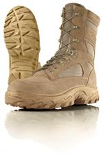 Wellco Mens Lightning Hot Weather Combat Training Boots - Combat Boots