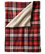 Woolrich-Woodbury Throw- woolrich clothing